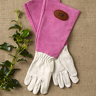 Notonthehighstreet.com - Personalised Gauntlet Gardening Gloves by THELITTLEBOYSROOM