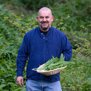 Notonthehighstreet.com - Wild Food Foraging With Masterchef Winner Mat Follas by MAT FOLLAS COURSES AT BRAMBLE CAFE & DELI