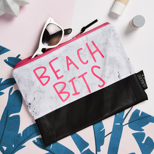 'Beach Bits' Holiday Bag