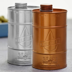 A Pair Of Fun Oil Pourers - picnics & barbecues