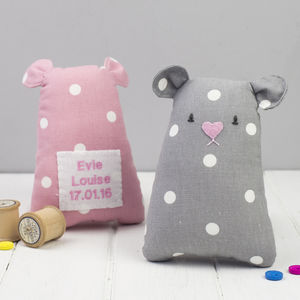 Personalised Handmade Baby Toy - shop by category