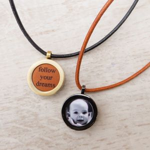 Picture Locket Necklace - necklaces & pendants