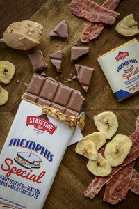 Memphis Special In Milk Chocolate - novelty chocolates