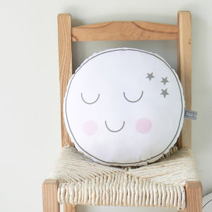 Moon Nursery Cushion - mother's day gifts