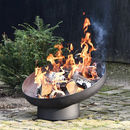 Sloping Fire Bowl