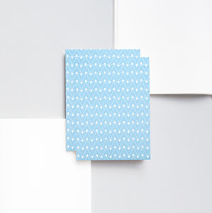 Pocket Dash Print Notebook
