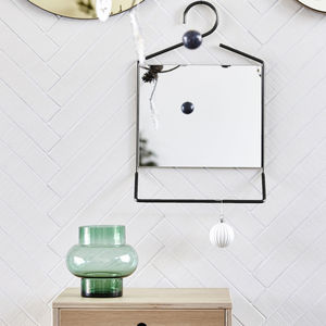 Hang Mirror - decorative accessories