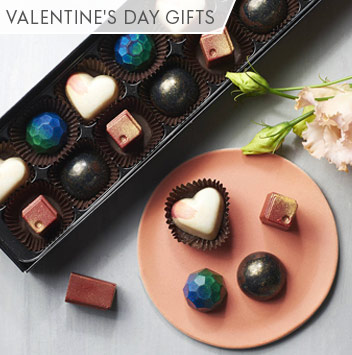 food & drink valentine's gifts