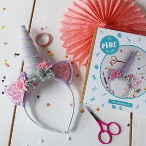 Unicorn Horn Headpiece Craft Kit - gifts for children