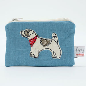 Jack Russell Coin Purse - purses & wallets