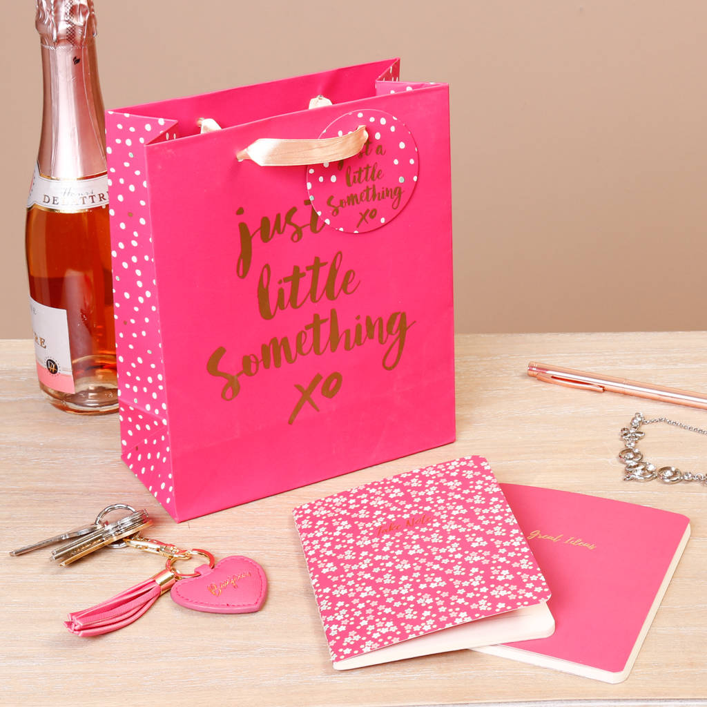 Gifts For Her Pink Accessory Gift Selection
