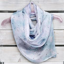 Aurora Star Constellation Scarf