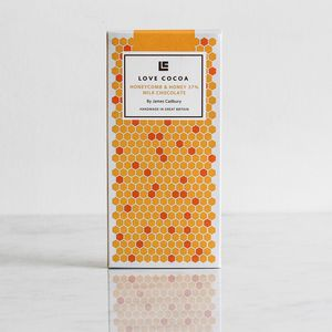 Honeycomb And Honey Milk Chocolate Bar Bundle - chocolates & confectionery
