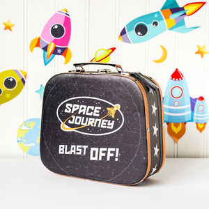 Kids Space Suitcase - outdoor toys & games
