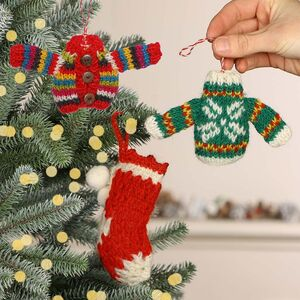 Three Fair Trade Christmas Tree Decorations
