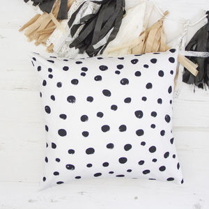 Polka Dots Cushions - summer sale