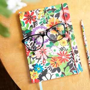 Flower Patch A5 Journal