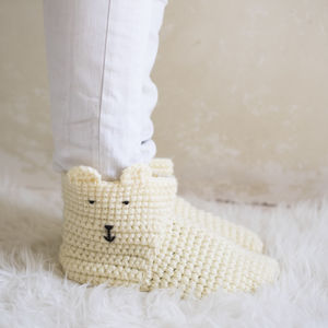 Teen And Adult Animal Character Booties