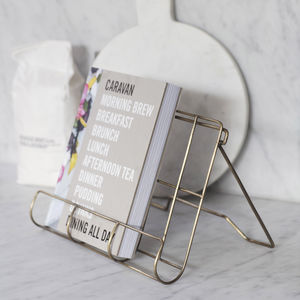 Cook Book Holder - shop by interest