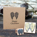 Angel Wings Stamp
