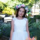 Charlotte ~ Flower Girl Or First Communion Dress