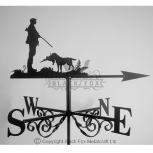 Gun Dog Weathervane