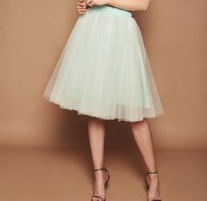 Ladies Tulle Skirt - bridesmaid dresses