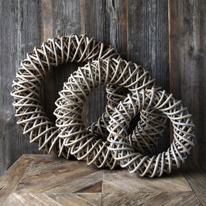 Willow Natural Wreath Collection