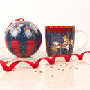 Carousel Tea For One Gift Set