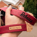 Personalised Cork Camera Strap