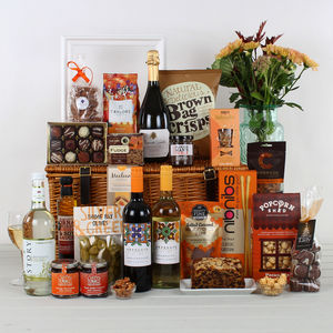 The Banquet Luxury Gift Hamper - cakes & cupcakes