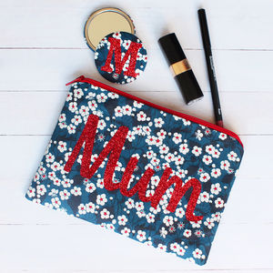 Mum's Make Up Bag