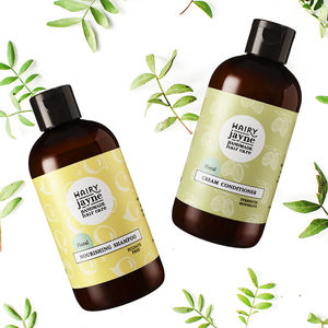 Floral Shampoo + Conditioner Gift Box - hair care