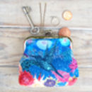 Isla Silk Purse