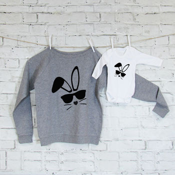 Mother And Baby Easter Set