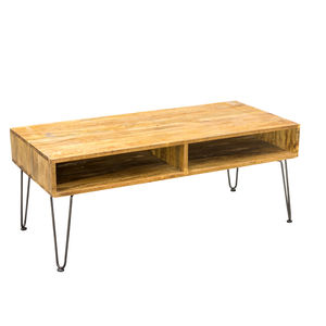 Hairpin Coffee Table - coffee tables