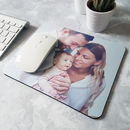 Personalised Photo Mouse Mat