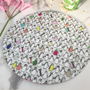 Placemat Penguins