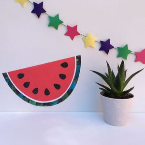Watermelon Wall Sticker - sale by category