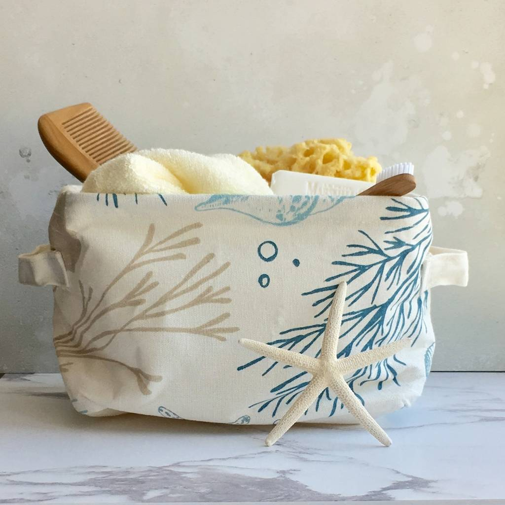 Star Fish Storage Basket