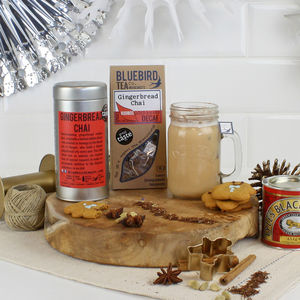 'Gingerbread Chai' Tea Gift - tea & infusions