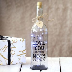 Firefly LED Wine Bottle