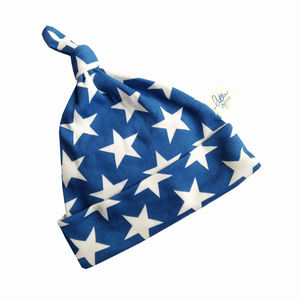 Baby Hat Blue Star