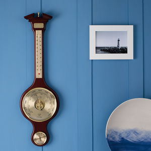 The Constable Personalised Banjo Barometer - office & study