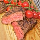 Great With Steak! Five Gourmet BBQ Rubs Gift Set
