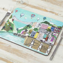 Bristol Clifton Balloons Placemat