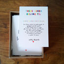 New Baby Milestone Cards