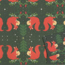 'Rabbit Wrapping Paper' Or 'Squirrel Gift Wrap'