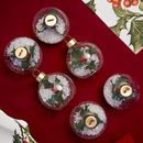 Christmas Bauble Placecard Holders
