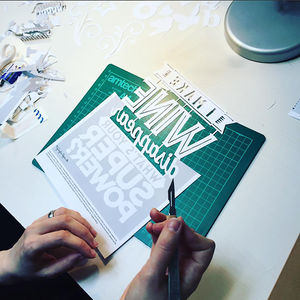 Papercutting Dorset Beginners Workshop For One - winter sale